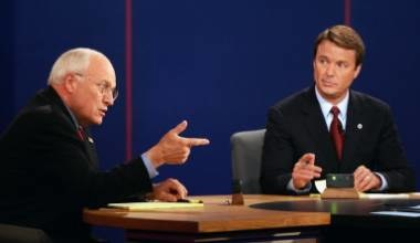 Pictures of dick cheney john edwards