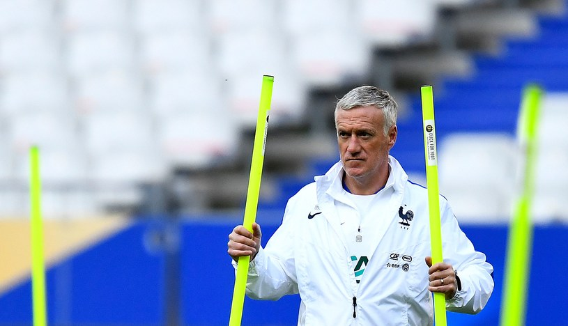 Didier Deschamps /AFP