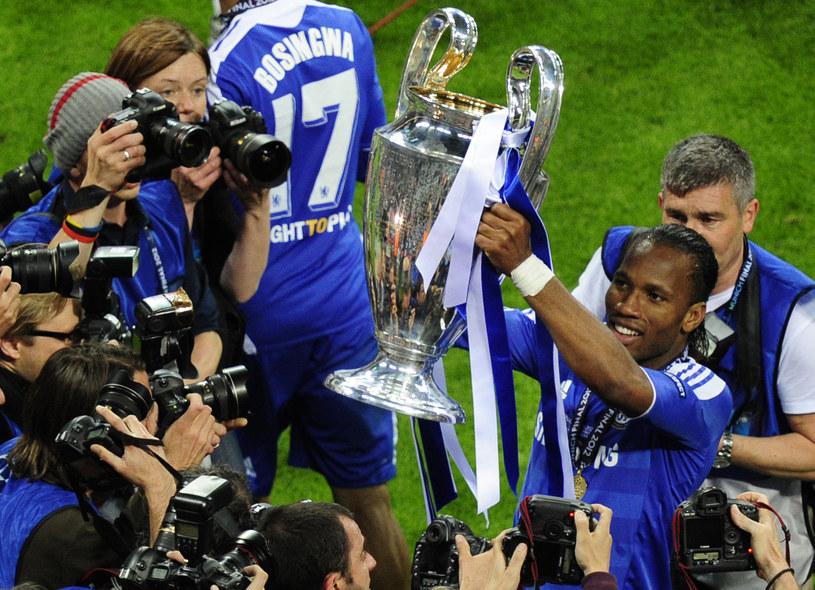 Didier Drogba nie trafi do Juventusu Turyn /AFP