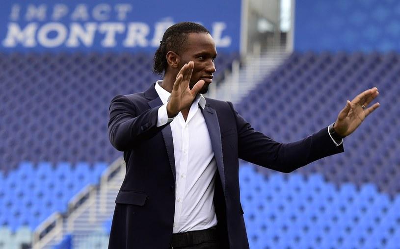 Didier Drogba /AFP