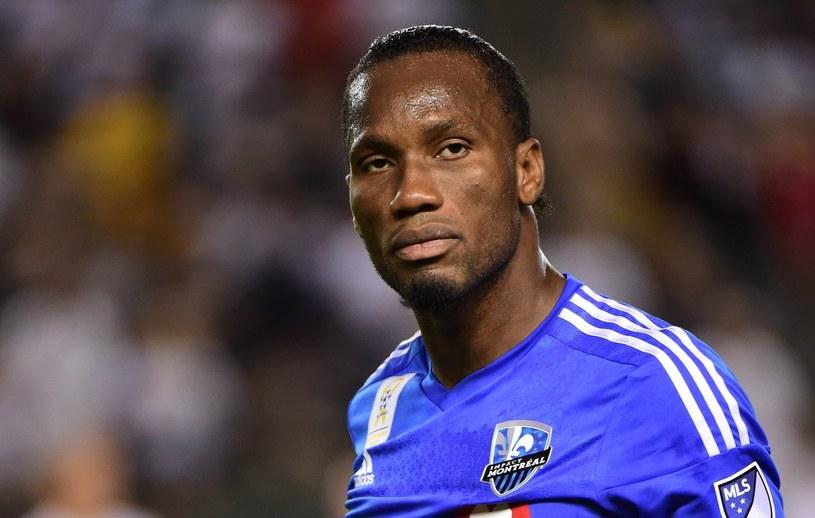 Didier Drogba /FREDERIC J. BROWN /AFP