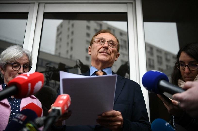 Didier Gailhaguet /Philippe Lopez  /AFP