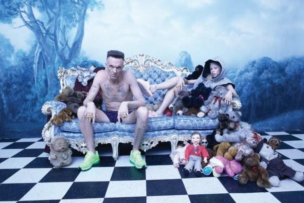 """Die Antwoord są """"cholernie niegrzeczni"""" /Universal Music Polska"""