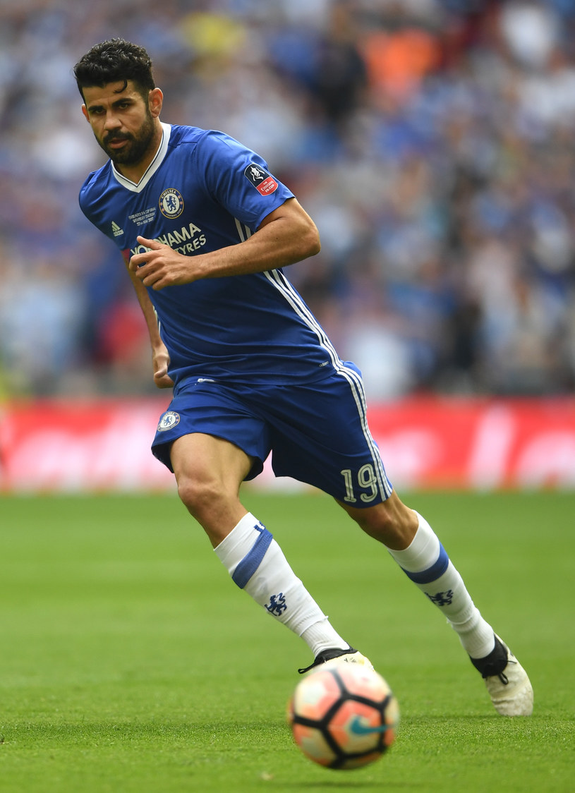 Diego Costa /Laurence Griffiths /Getty Images
