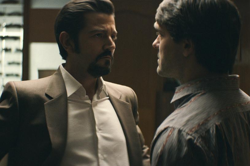 Diego Luna, Alejandro Edda /Netflix /materiały prasowe