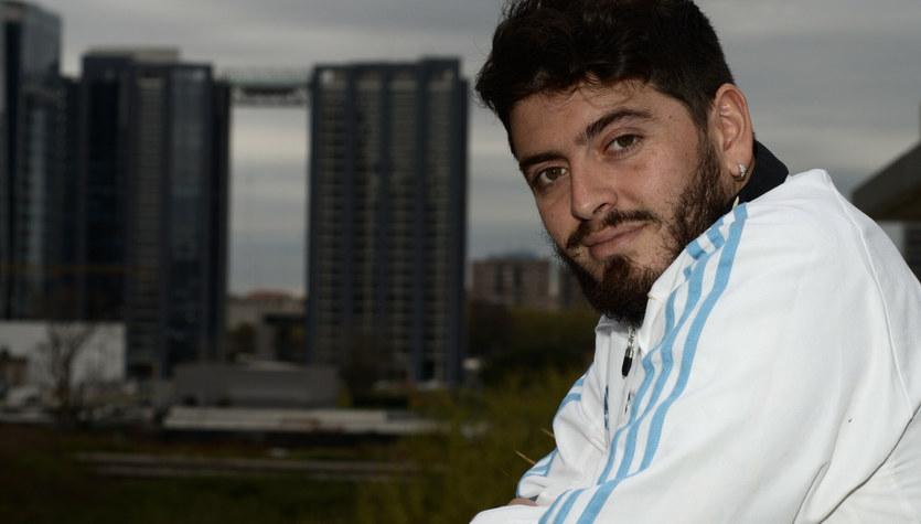Diego Maradona junior walczy o życie na oddziale intensywnej terapii