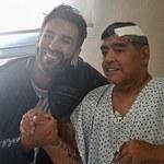 Diego Maradona na krótko przed śmiercią: Jestem posiniaczony, ale wszystko jest w porządku