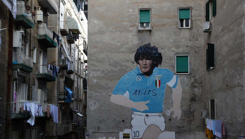 Diego Maradona nie żyje. Cabrini przeprasza za kontrowersyjną wypowiedź