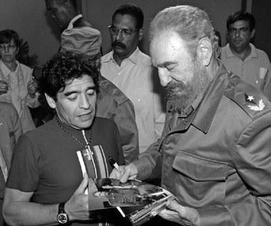 Diego Maradona nie żyje. Maradona - przyjaciel dyktatorów