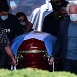 Diego Maradona nie żyje. Media ujawniają jego ostatnie słowa