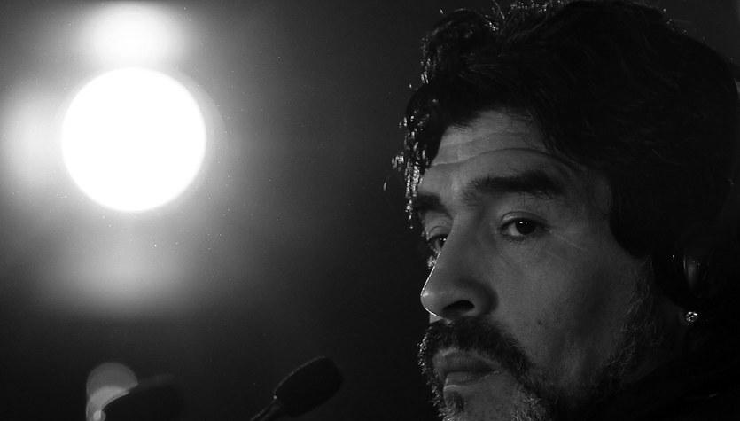 Diego Maradona nie żyje. Prokurator: Maradona zmarł z przyczyn naturalnych