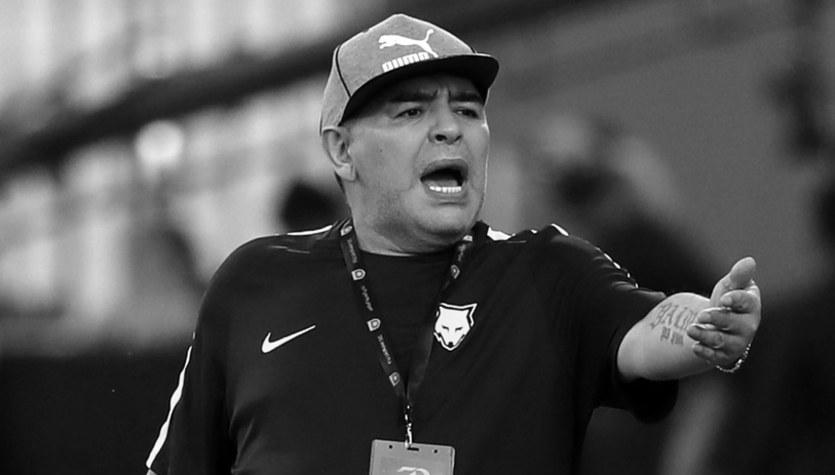 Diego Maradona nie żyje. Prokuratura sprawdza, czy nie doszło do zaniedbań
