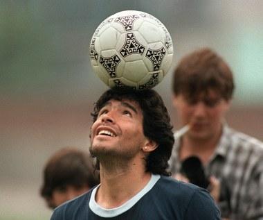 """""""Diego Maradona"""": Skandalista, bohater, łajdak, bóg"""