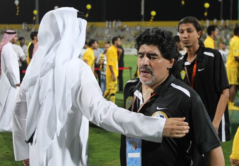 Diego Maradona /. /AFP