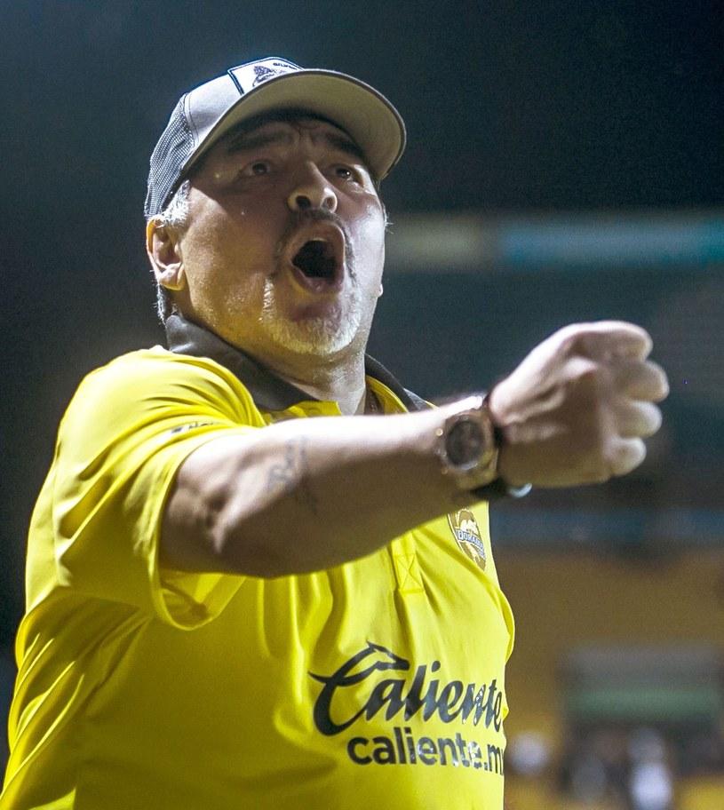 Diego Maradona /AFP