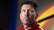 Diego Simeone: Gra w finale daje radość, ale ważna jest pokora
