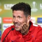 Diego Simeone jednak nie zasiądzie na ławce Atletico Madryt w finale LE