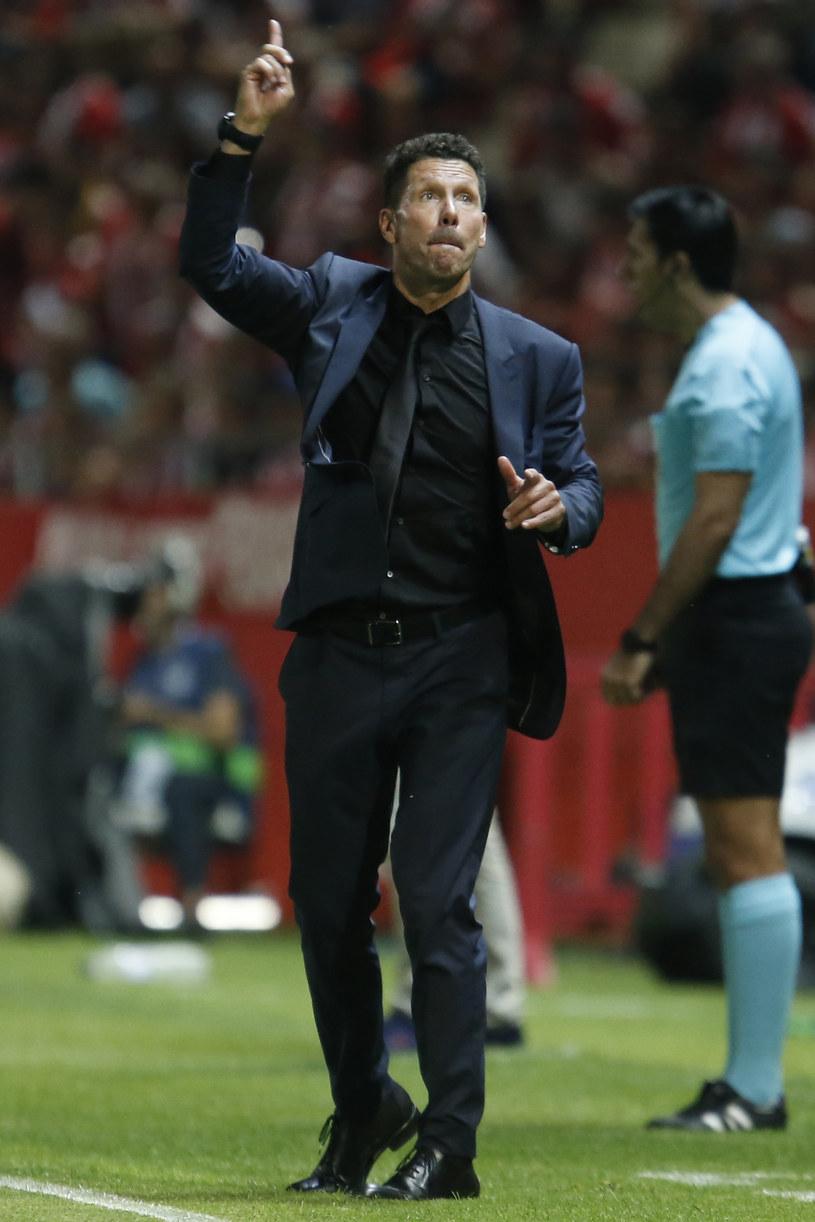 Diego Simeone /AFP