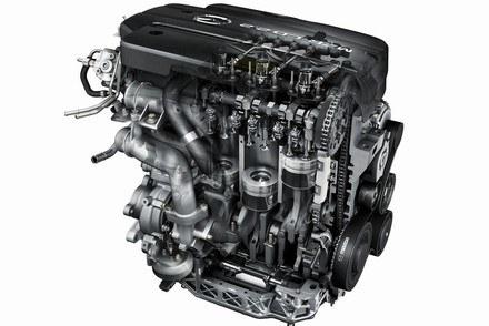 Diesel 2.2 MZ-CRD / Kliknij /