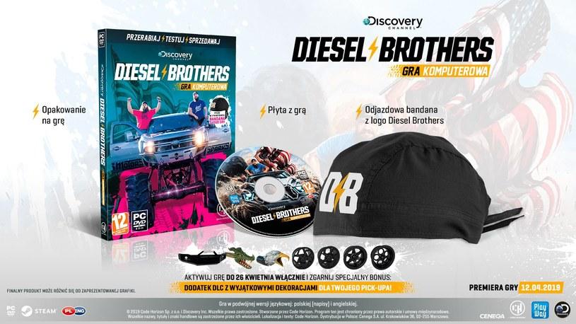 Diesel Brothers /materiały prasowe