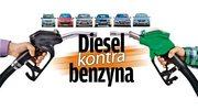 Diesel kontra benzyna