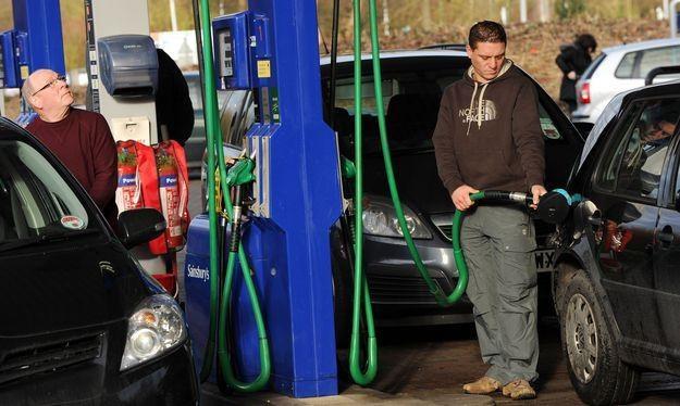 Diesel przestaje mieć sens? /AFP