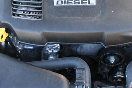 Diesel typu boxer /INTERIA.PL