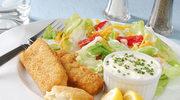 Dieta bezglutenowa: Kotleciki rybne