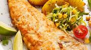 Dieta bezglutenowa: Pstrąg w migdałach