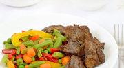 Dieta bezglutenowa: Wątróbka z cebulką i majerankiem