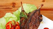 Dieta bezglutenowa: Żeberka wieprzowe z barbecue