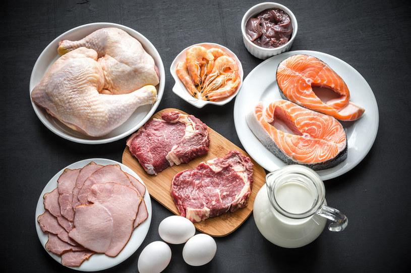 Dieta białkowa /©123RF/PICSEL