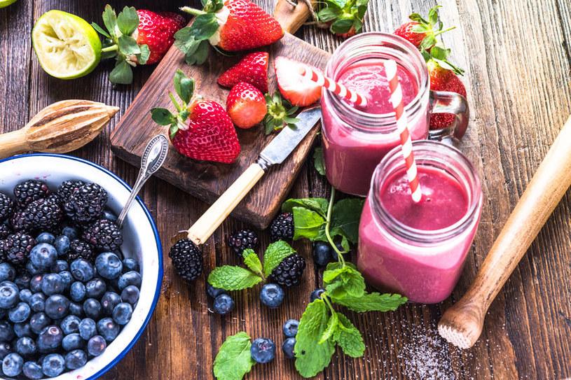 Dieta bogata w antyoksydanty /©123RF/PICSEL