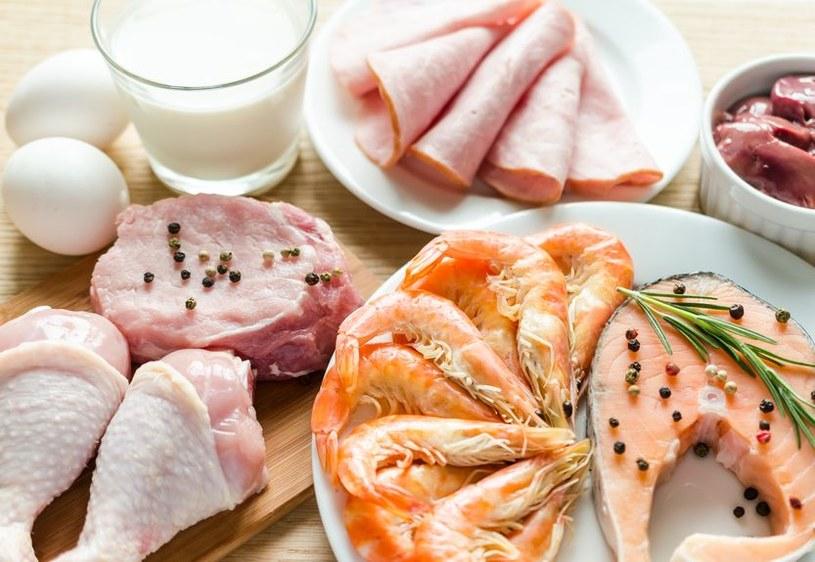 Dieta bogata w białko /©123RF/PICSEL