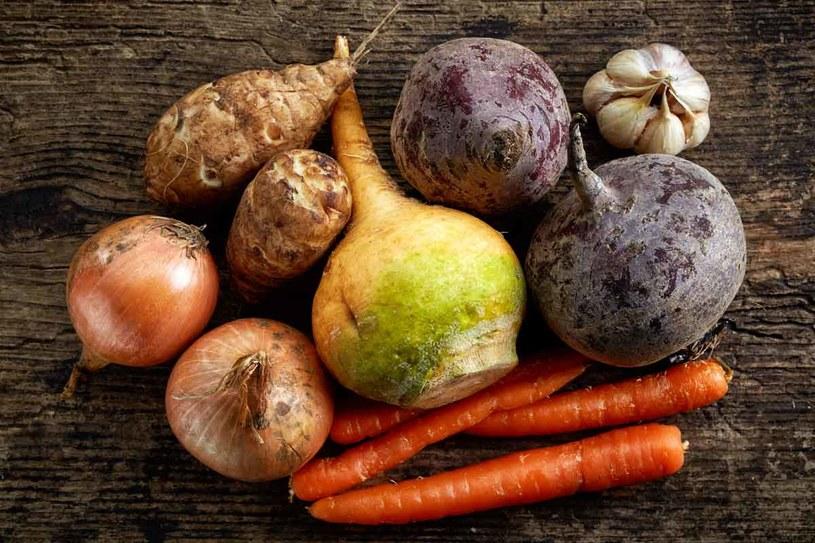 Dieta bogata w warzywa jest zdrowa /123RF/PICSEL