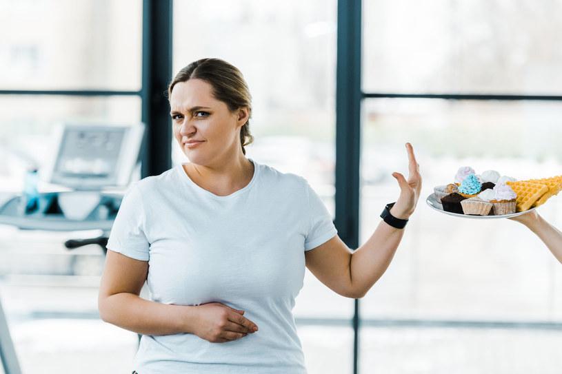 Dieta Clarka przeznaczona jest dla osób otyłych /123RF/PICSEL