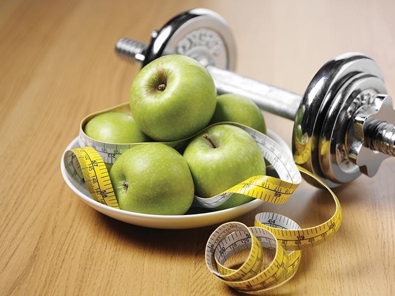 dieta ćwiczenia /© Photogenica