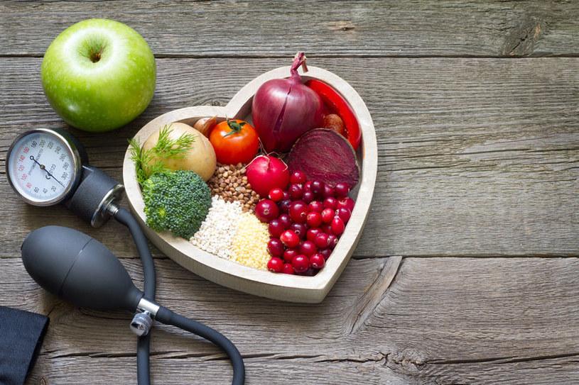 Dieta dla serca /©123RF/PICSEL