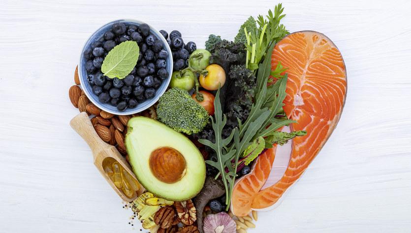 Dieta dla sercowców: Najlepsze i najgorsze produkty w jadłospisie