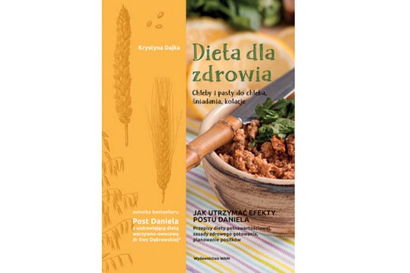 Dieta dla zdrowia /materiały prasowe