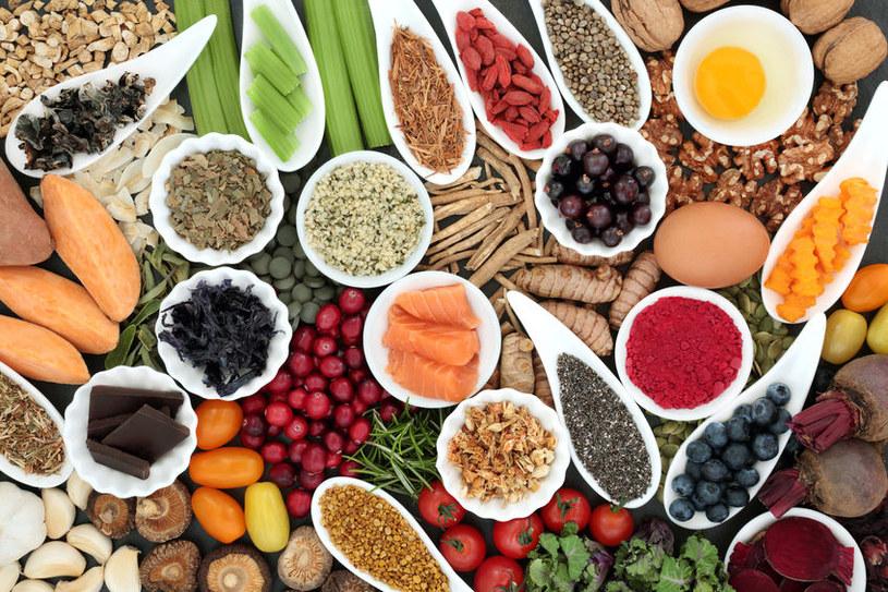 Dieta jest zróżnicowana /©123RF/PICSEL