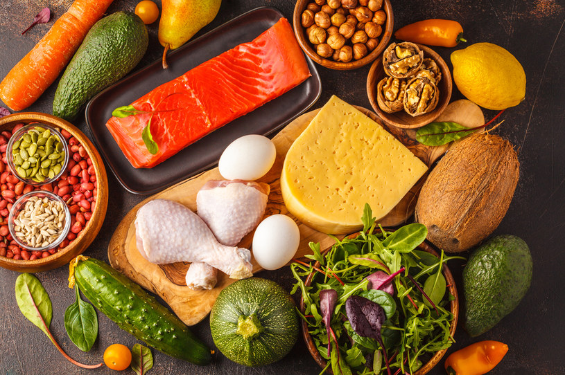 Dieta ketogeniczna /123RF/PICSEL