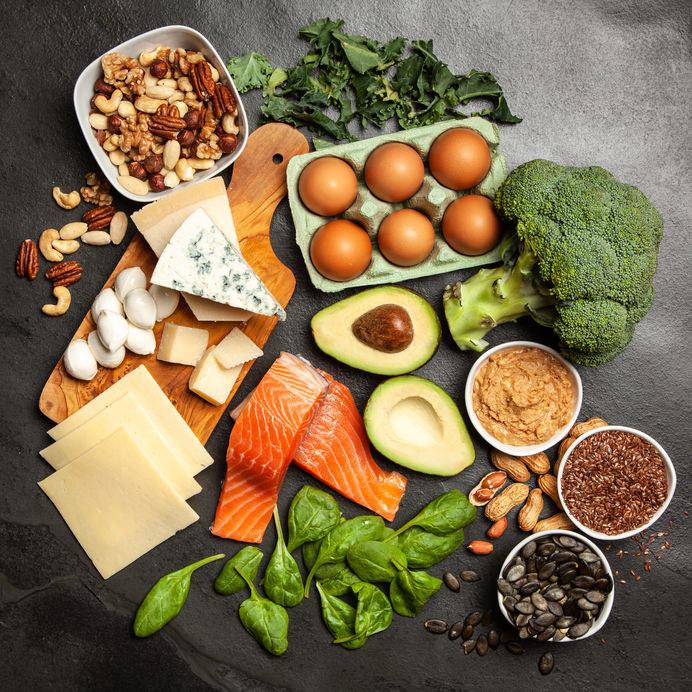 Dieta ketogenna /©123RF/PICSEL