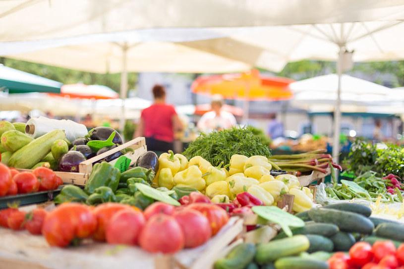 Dieta oparta na warzywach i owocach to podstawa zdrowego stylu życia /123RF/PICSEL