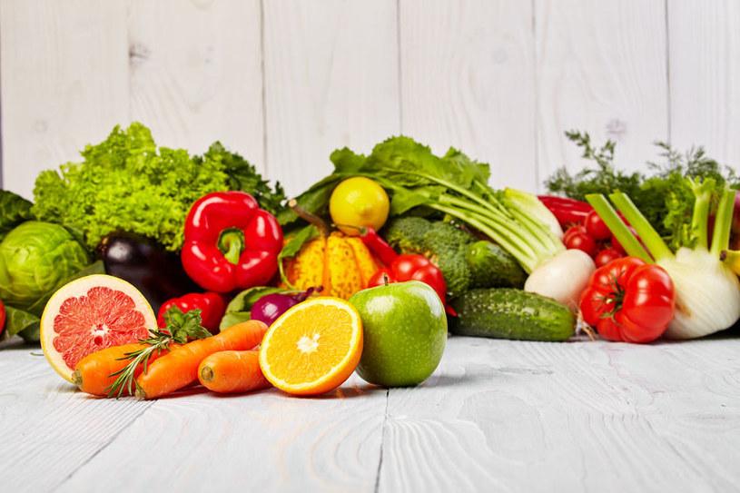 Dieta owocowo-warzywna /©123RF/PICSEL