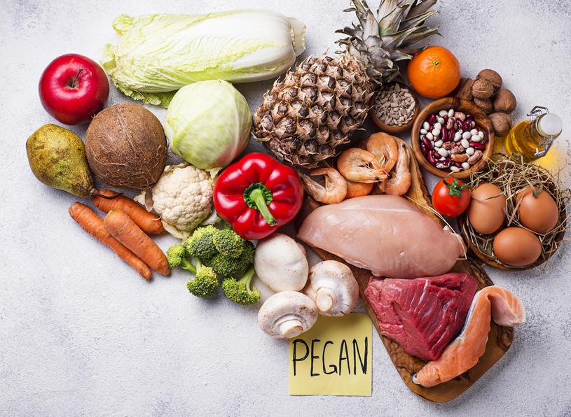 Dieta pegan pozwala ci jeść niemal wszystko, ale ma fajną nazwę /123RF/PICSEL