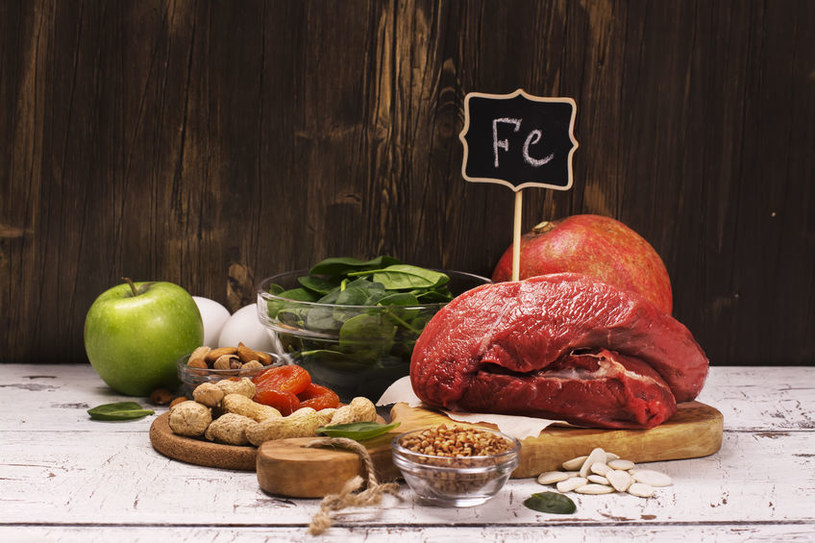 Dieta przy anemii /©123RF/PICSEL