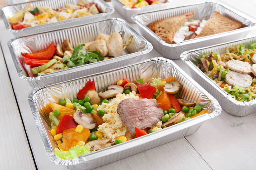 Dieta pudełkowa /©123RF/PICSEL