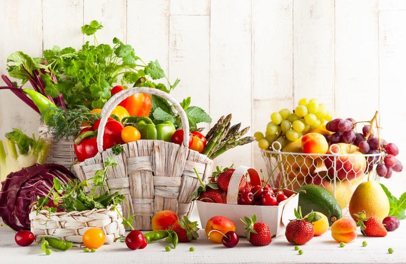 Dieta roślinna ma wiele korzyści dla zdrowia /123RF/PICSEL