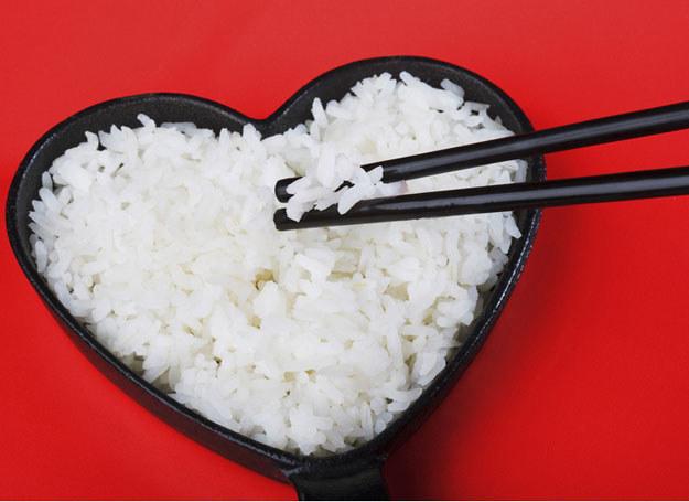 Dieta ryżowa nie tylko odchudza, ale także oczyszcza z toksyn /- /© Panthermedia